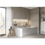 Bathrooms To Love Solarna Double End 1700x800 Bath, Airspa & LED