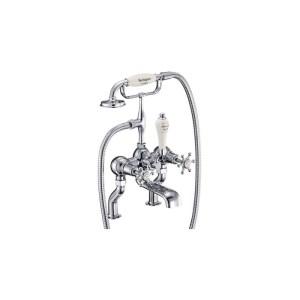 Burlington Birkenhead Bath Shower Mixer Chrome/Medici