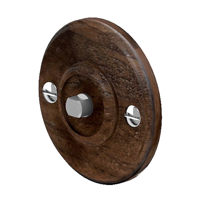 Burlington Accessory Back Plate Walnut