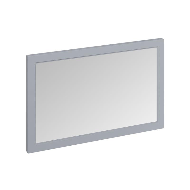 Burlington Framed 120cm Mirror Classic Grey