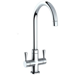 Carron Phoenix Henley Swan Neck Kitchen Sink Mixer Tap