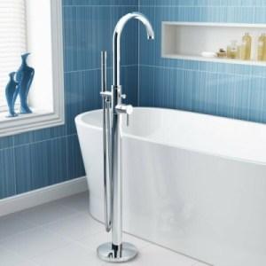 Floor Bath Shower Mixers