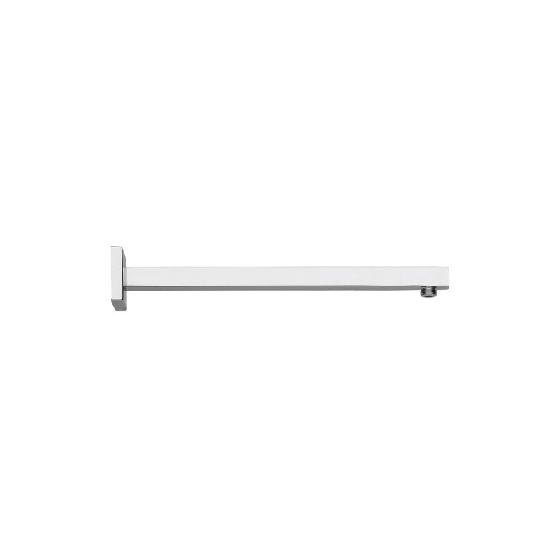 Cifial 450mm Square Fixed Wall Shower Arm