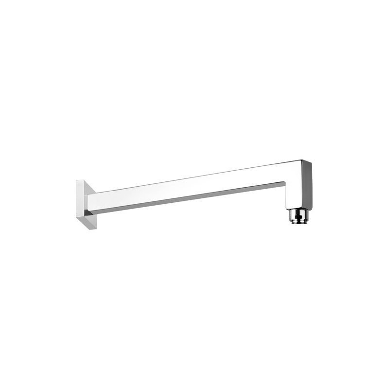 Cifial Square 350mm Fixed Wall Arm Chrome