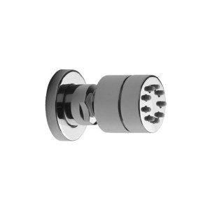 Cifial Round Exposed Body Jet Chrome