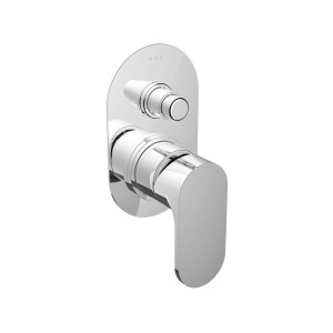 Cifial TH251 Concealed Manual Bath/Shower Mixer Chrome