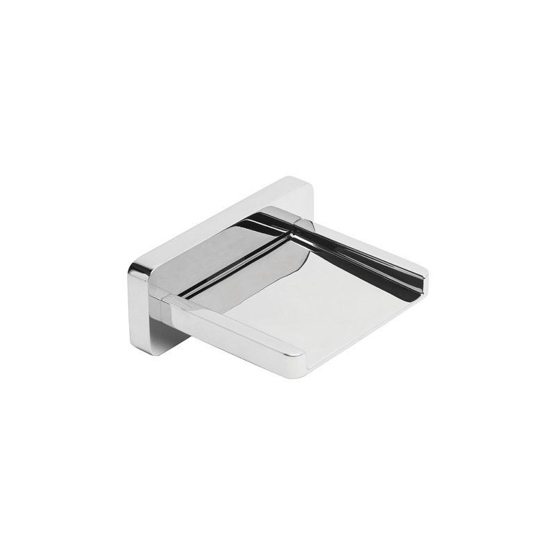 Cifial Cudo Open Waterfall Wall Spout Chrome