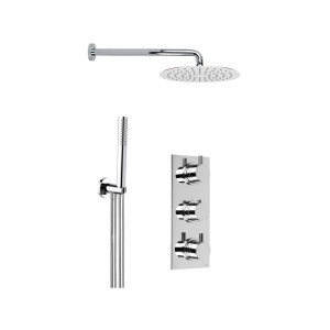 Cifial Technovation 465 Thermostatic Wetroom Shower Set