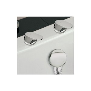 Cifial Adele Thermostatic Deck Valves & Aqua Filler