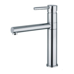 Clearwater Vegas Mono Sink Mixer with Swivel Spout Chrome