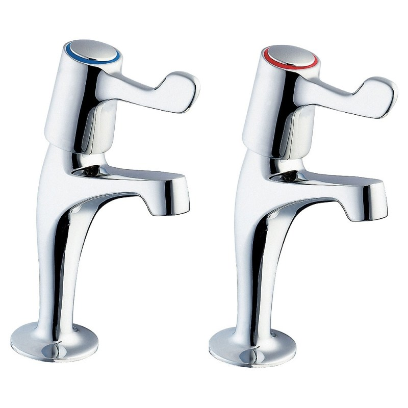 Deva Lever Action Sink Taps