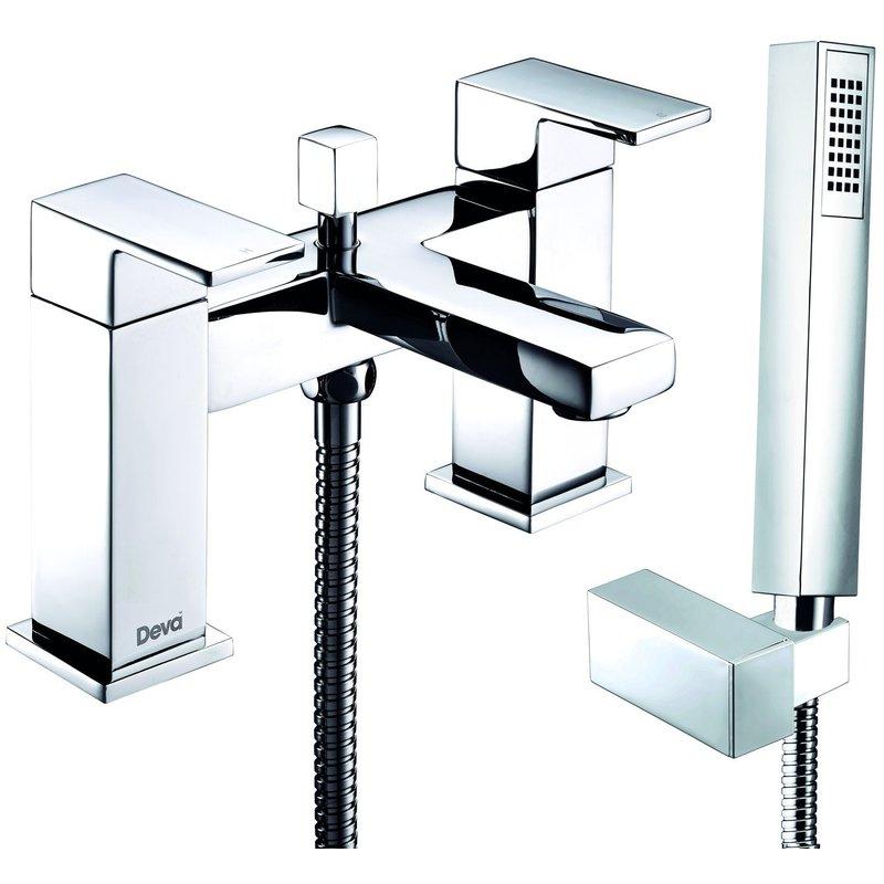 Deva Savvi MK2 Deck Mounted Bath Shower Mixer