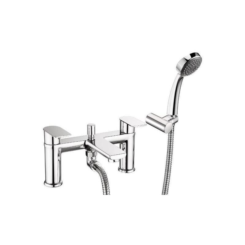 Deva Zonos Deck Mounted Bath Shower Mixer