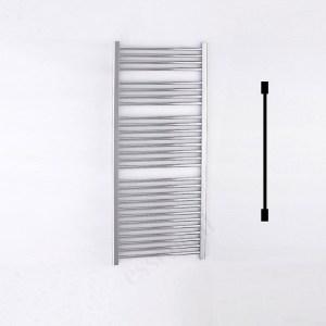 Essential Standard Towel Warmer Straight 1430x600mm Chrome