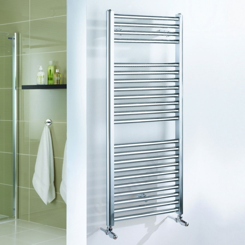 Essential Standard Towel Warmer Straight 1430x600mm Chrome