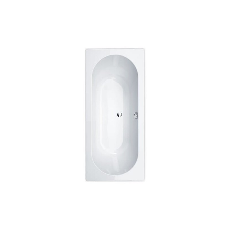 Essential Richmond Rectangular Double Ended Bath 1700x700mm