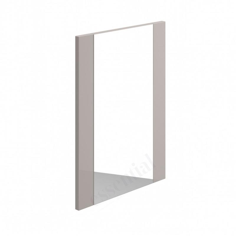 Essential Nevada Bathroom Mirror 450x600mm Cashmere