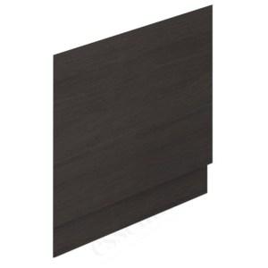 Essential Vermont MDF End Bath Panel 750mm Wide Dark Grey