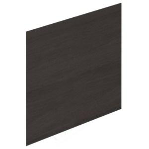 Essential Vermont MDF Showerbath End Panel 700mm Dark Grey