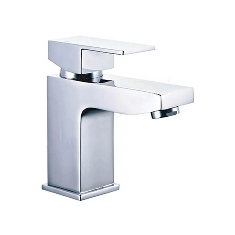 Essential Edgeware Mono Basin Mixer with Click Clack Waste