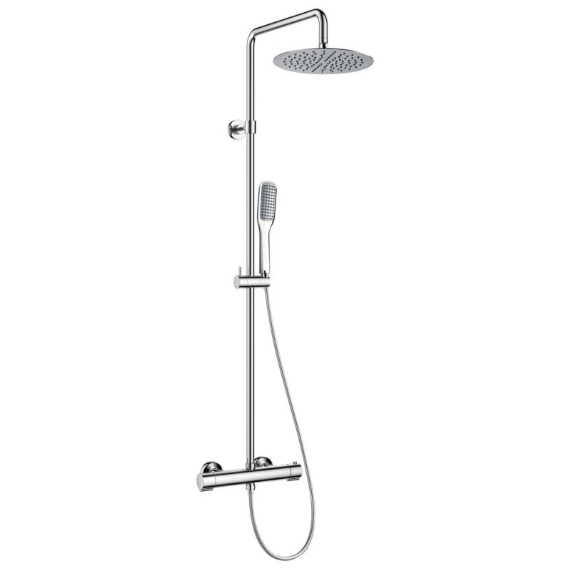 Flova Easyfit Smart Thermostatic Shower Column