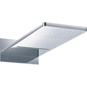 Flova Design Brass Dual Function Rain/Waterfall Shower