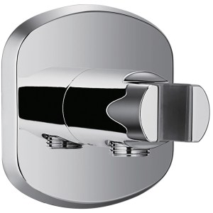 Flova Fusion Wall Outlet Elbow with Handset Holder