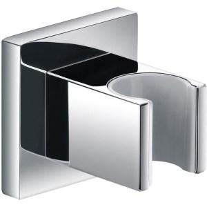 Flova Square Brass Hand Shower Holder
