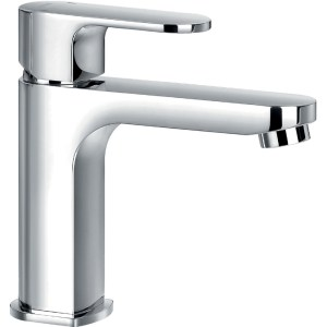 Flova Smart Cloakroom Single Lever Basin Mixer with Waste