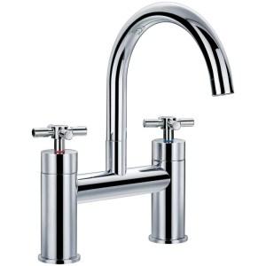 Flova XL Bridge Style Bath Mixer