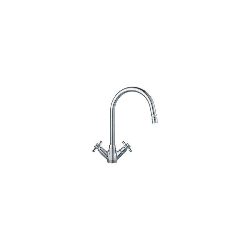 Franke Rotaflow Kitchen Sink Mixer Chrome