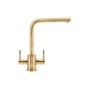 Franke Krios Brass Kitchen Sink Mixer Tap
