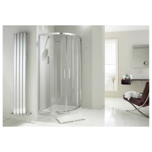 Aquaglass  Drift Quadrant Shower Enclosure 1000x1000mm