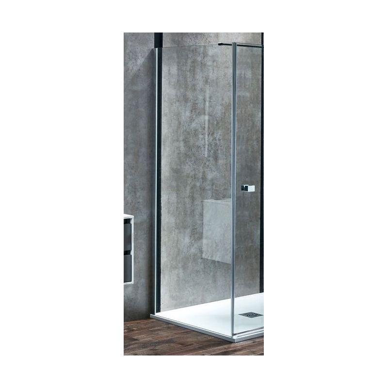 Aquaglass  Linear 800mm Side Panel
