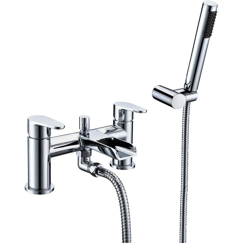 Aquaflow Ballini Bath Shower Mixer
