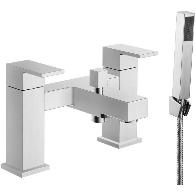 Aquaflow Cube Bath Shower Mixer