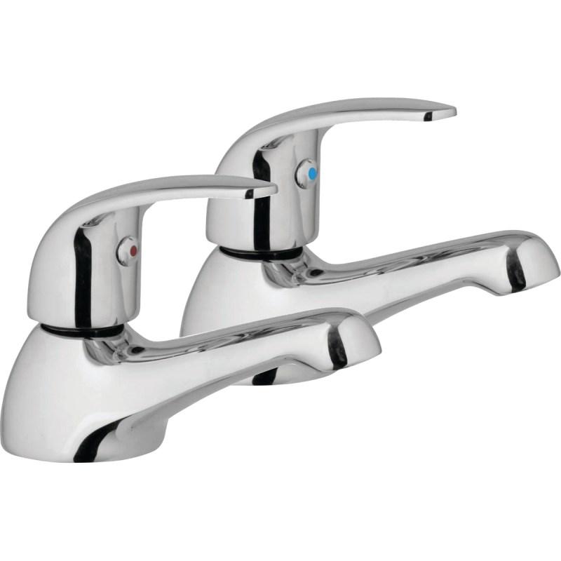 Aquaflow Compact Basin Taps
