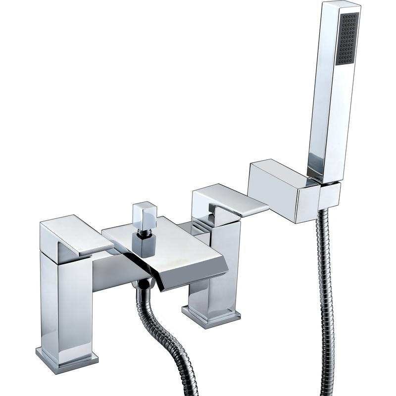 Aquaflow Estrada Bath Shower Mixer