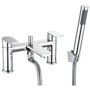 Aquaflow Luxe Luxe Bath Shower Mixer Tap