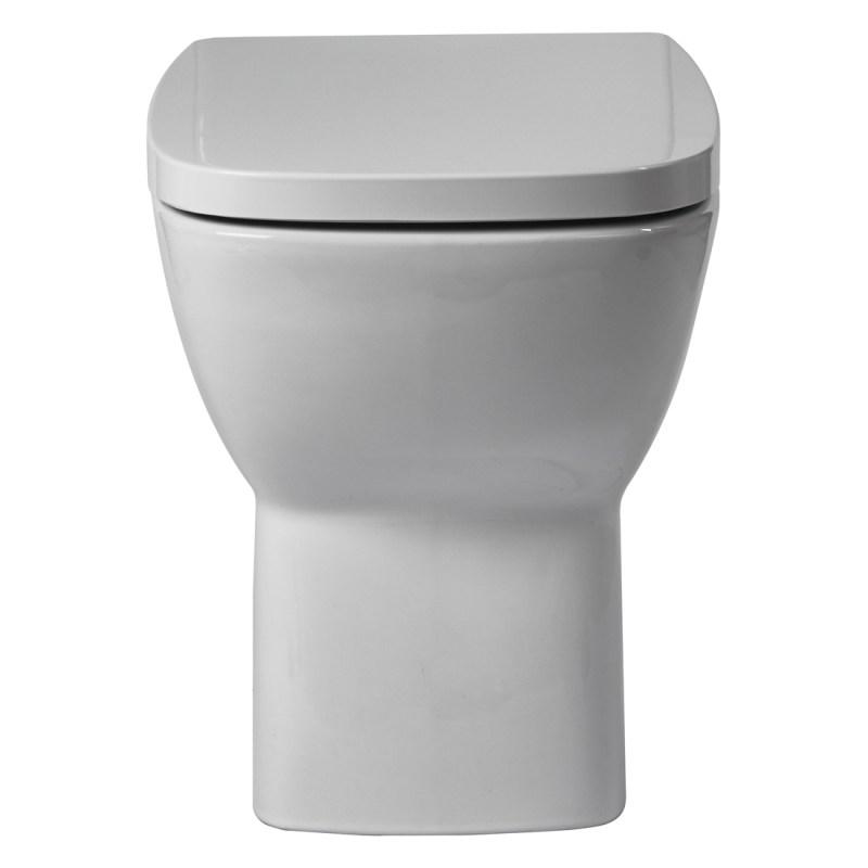 Aquaceramica Piccolo Back To Wall WC Pan