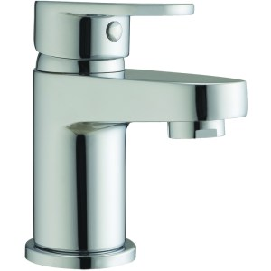 Aquaflow Sphere Mini Mono Basin Mixer