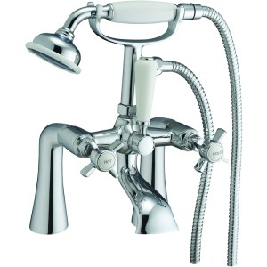 Aquaflow Victorian Bath Shower Mixer