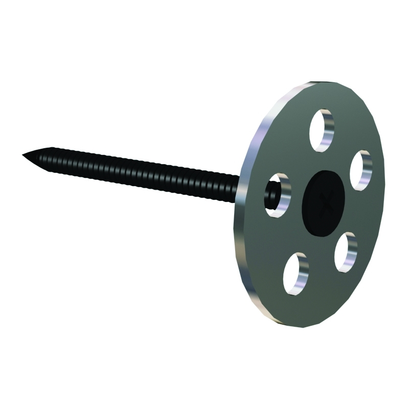 Frontline 35mm Wall Fixing Washer with 45mm Screw Pack of 50