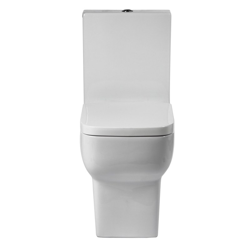 Frontline Bella Close Coupled Toilet with Soft-Close Seat