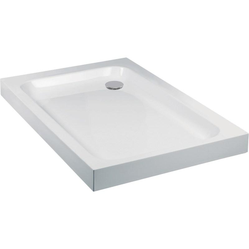 Aquaglass 1000x700mm Shower Tray