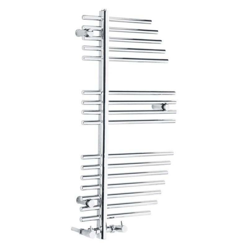 Frontline Burj Towel Rail 470x900mm Chrome