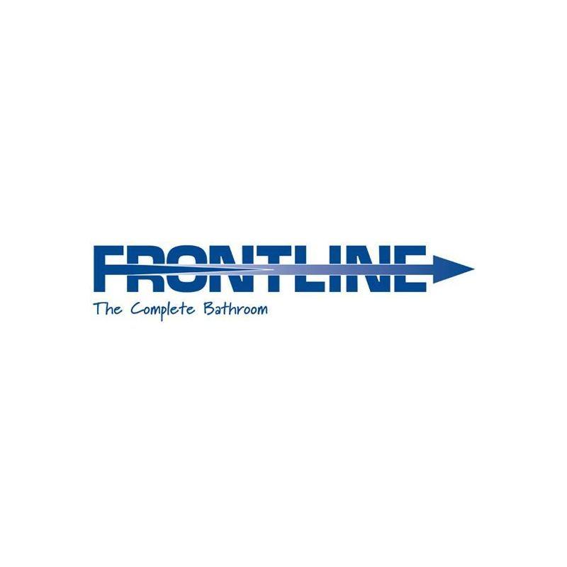 Frontline Zenith Designer Radiator Anthracite 1800x450mm