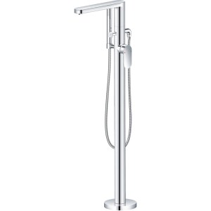 Aquaflow Sphere Freestanding Bath Shower Mixer