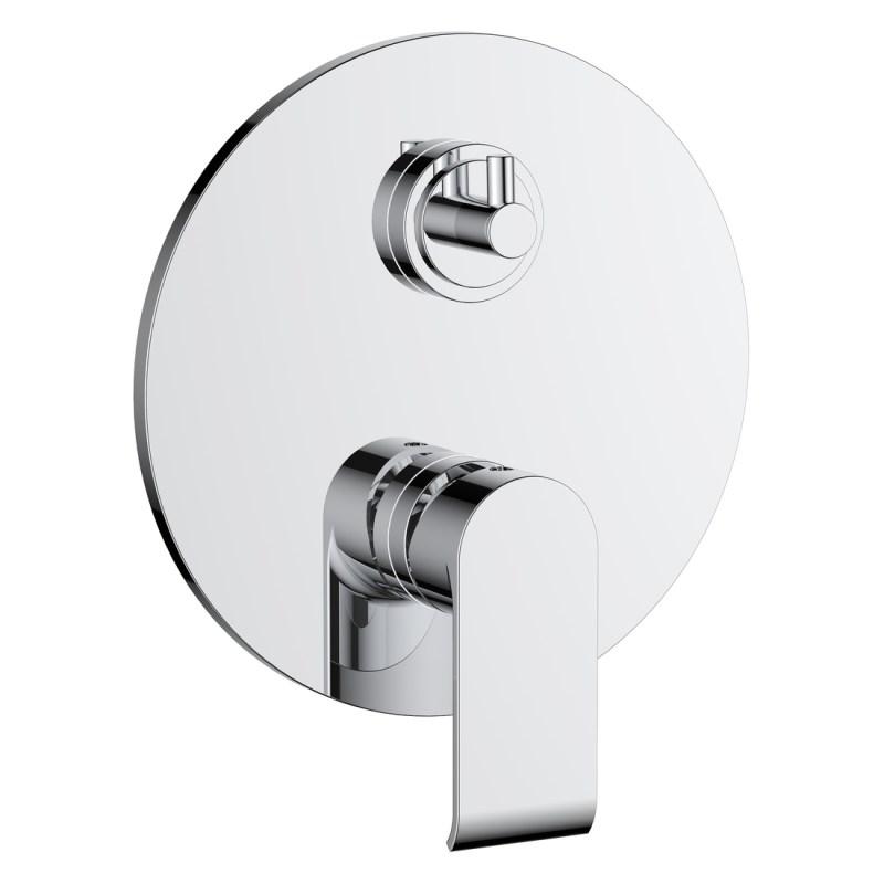 Aquaflow Basque Concealed 3-Way Shower Valve