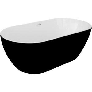 Aquabathe Graphite Summit 1680 x 800mm Freestanding Bath